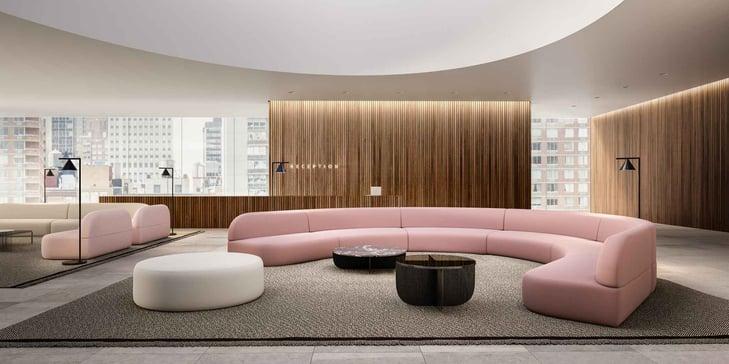 Guest Peninsula Sofa