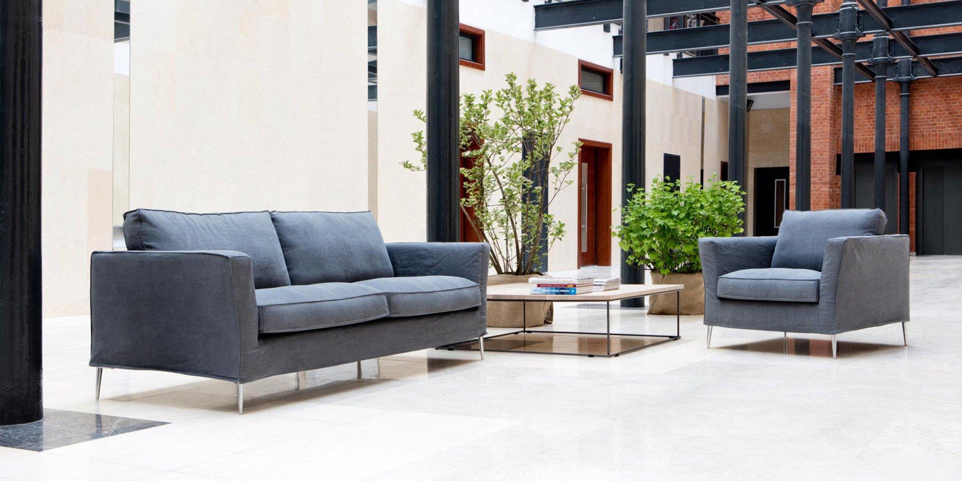 Caprice Sofa Grey