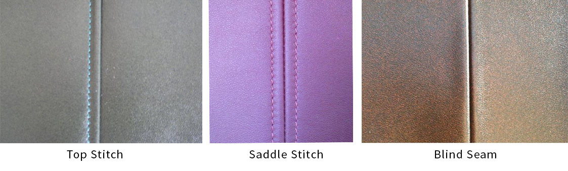 types of stitching