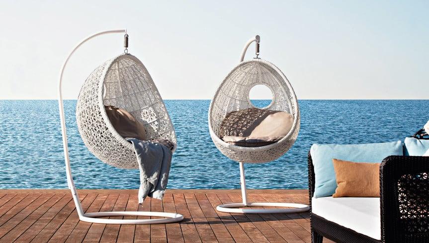 Altea swing chair