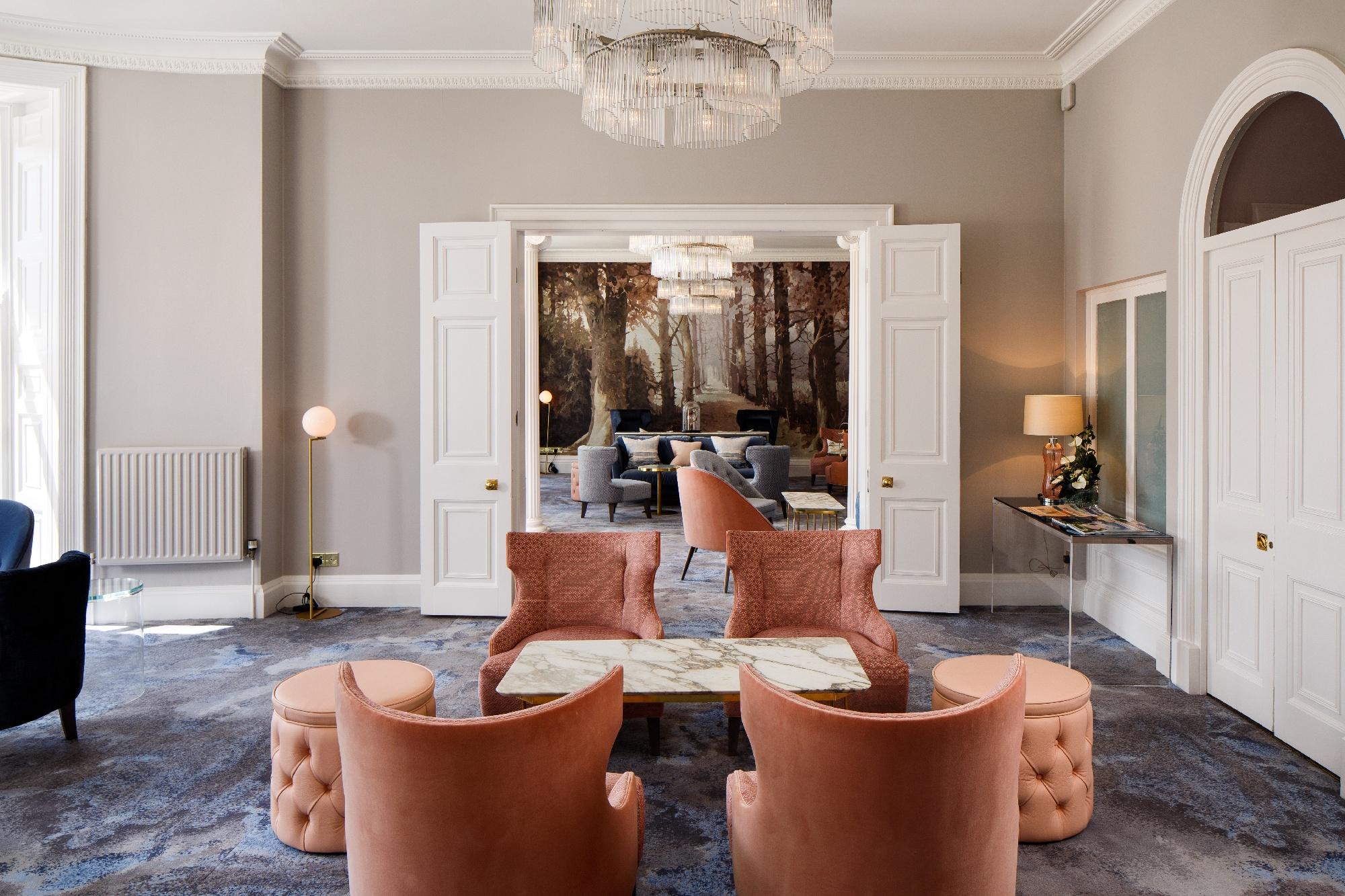 poufs bowden hall hotel gloucester