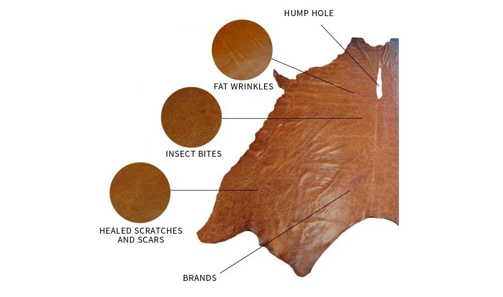 wrinkles-bites-scars-on-leather