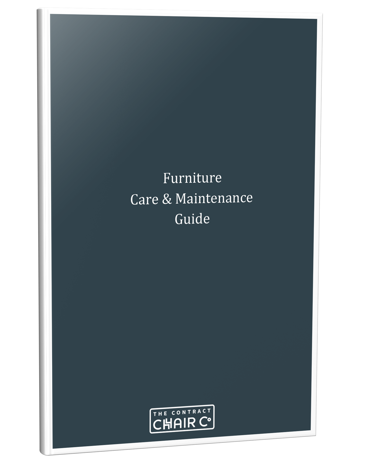 furniture care and maintenance guide cover