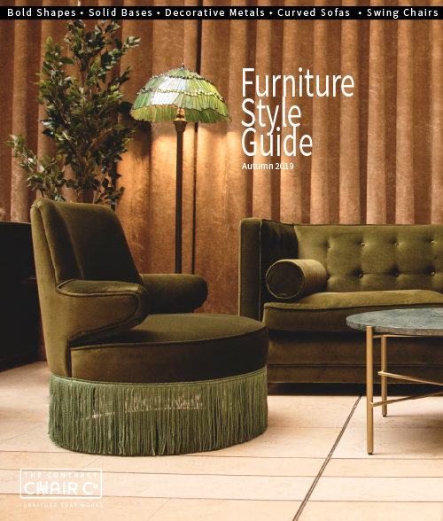 furniture style guide autumn 2019