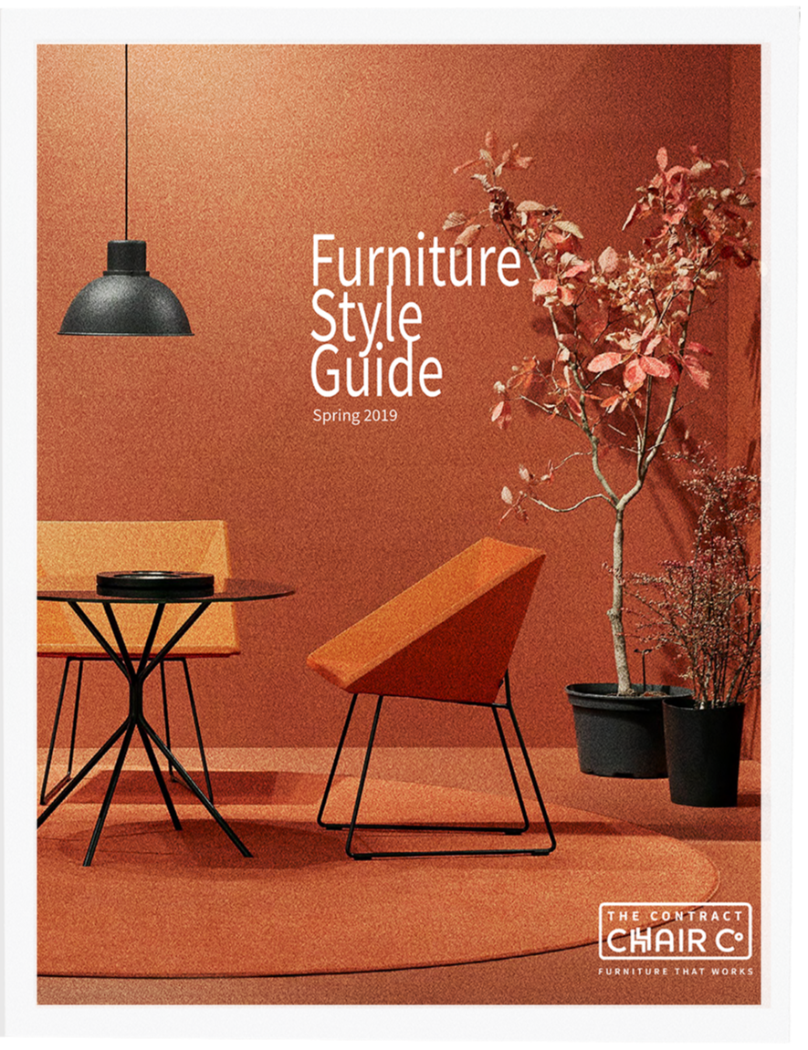 furniture style guide spring 2019
