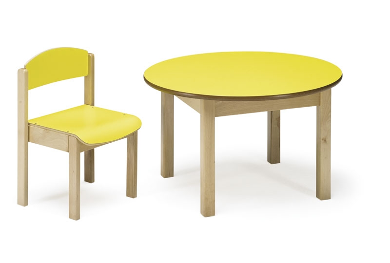 nordic table chair