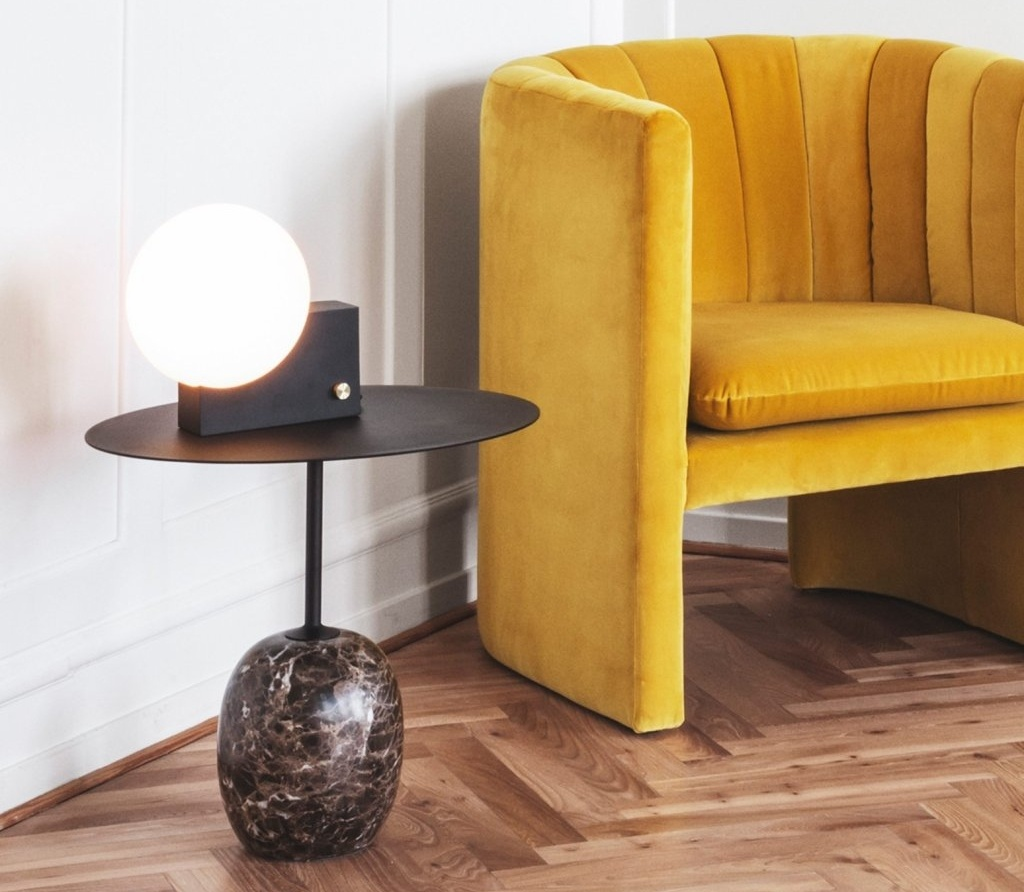 Loafter Armchair and Lato Coffee Table