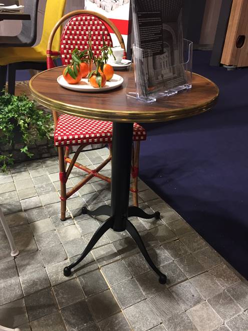 New Stable Table range at Equip Hotel