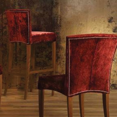 Silver1 Chair & Barstool