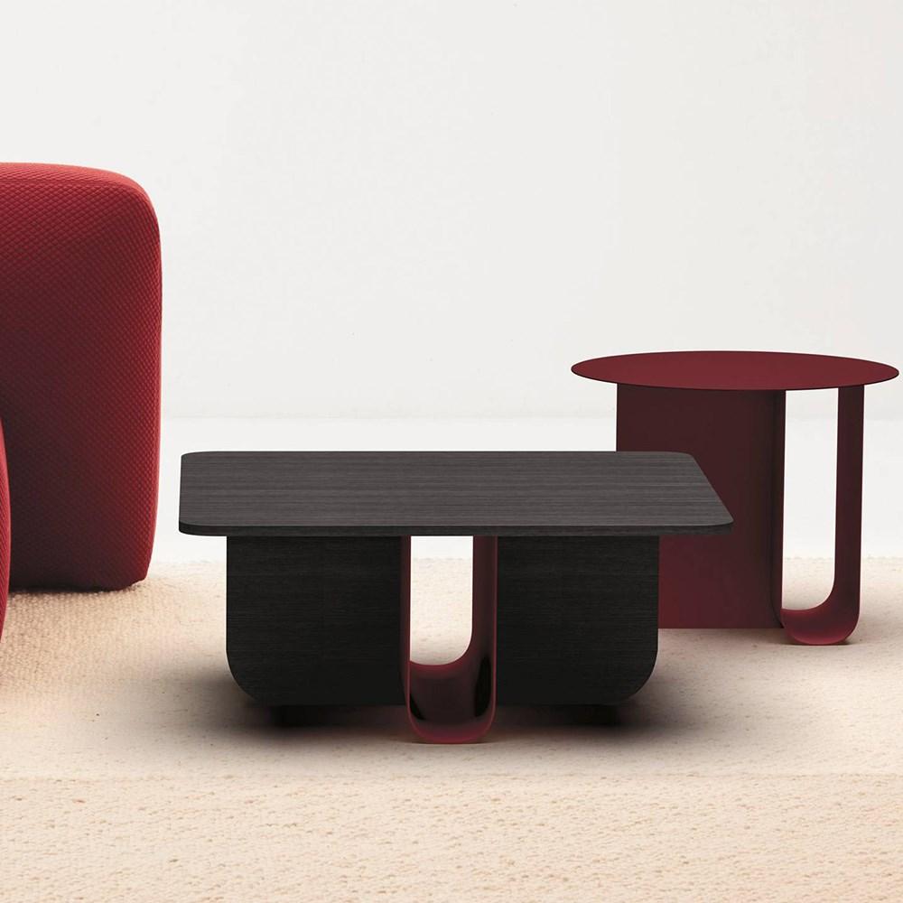 photo of the U coffee table