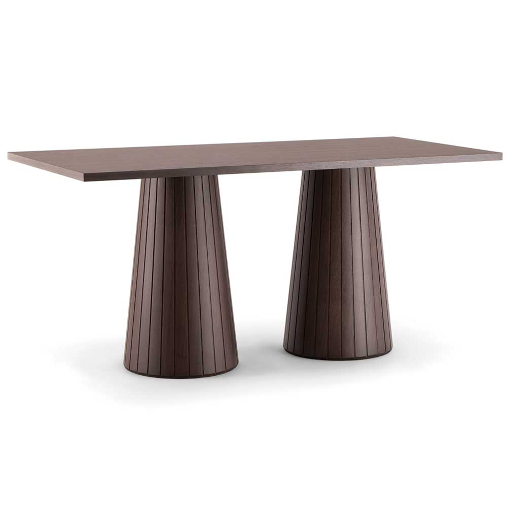 Cordoba double conical table base