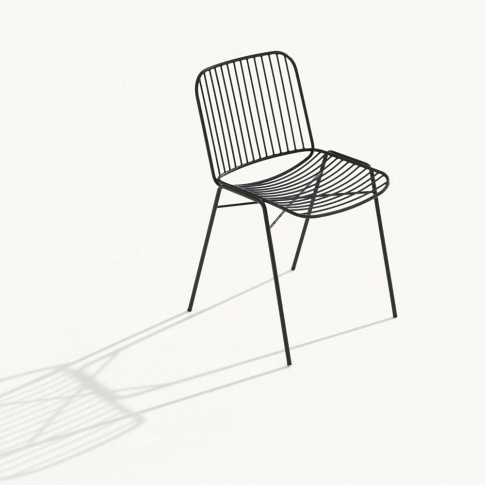 Shade sidechair