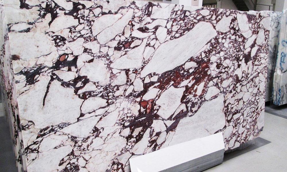 Calacatta Viola Marble sheet