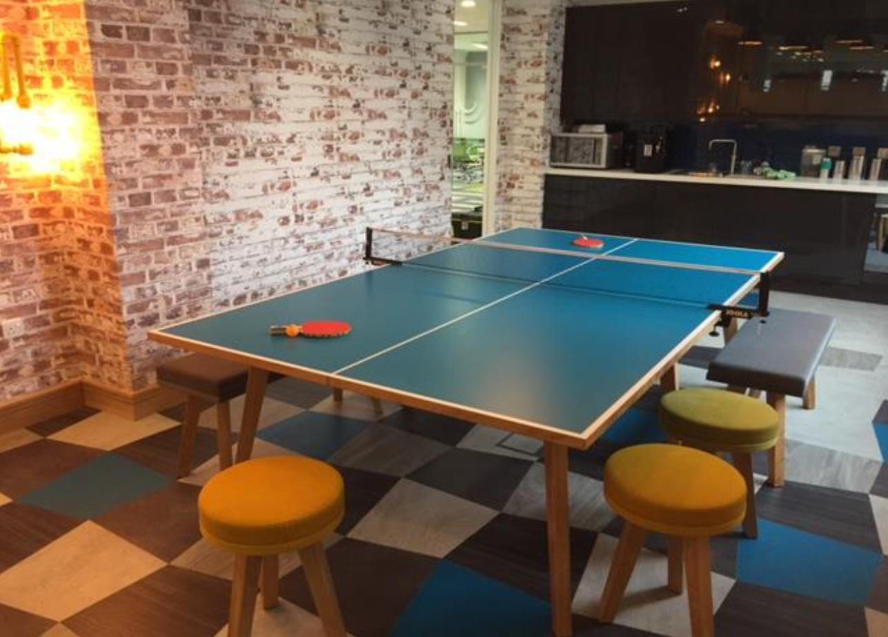Verco table tennis table