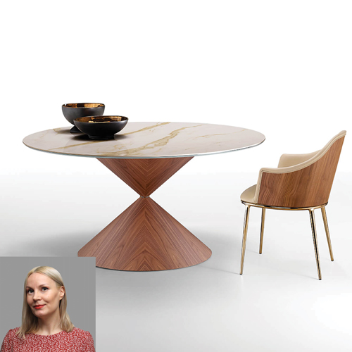 Clessidra Table