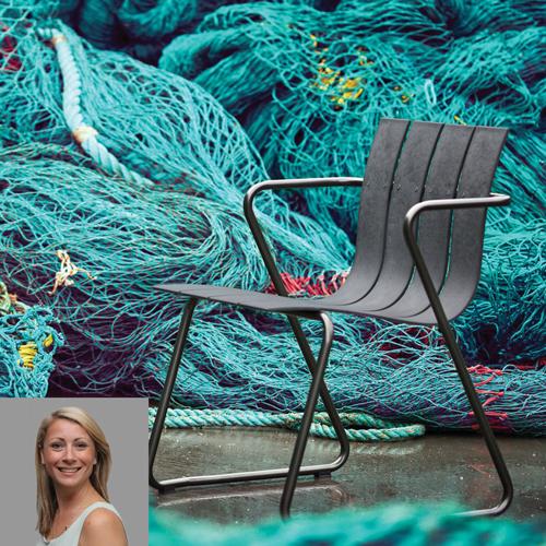Ocean Armchair