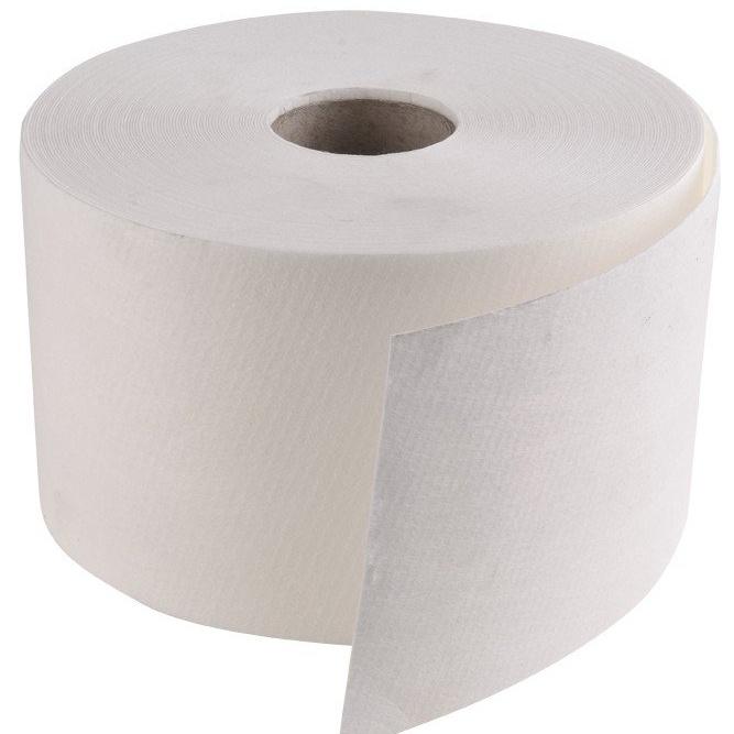 A roll of felt interliner