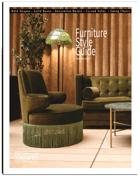 Cover of Furniture Style Guide Autumn 2019