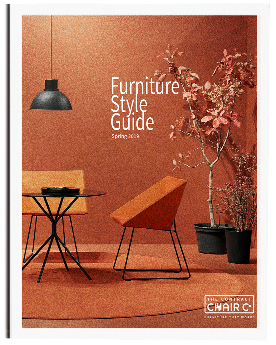 Furniture Style Guide Spring 2019 Cover