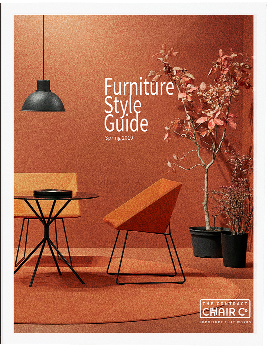 Furniture Style Guide Spring 2019 book cover