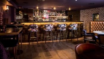 Manor House Lindley Hotel Bar
