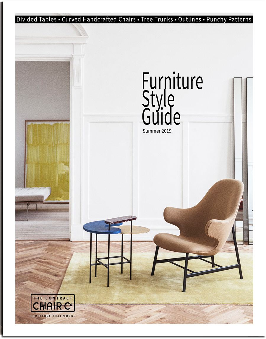 furniture style guide summer 2019