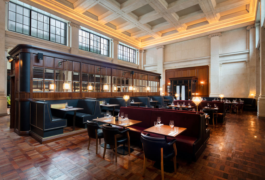 Hawksmoor Restaurant Edinburgh